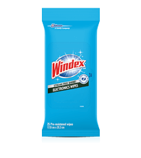 Windex® Electronics Wipes